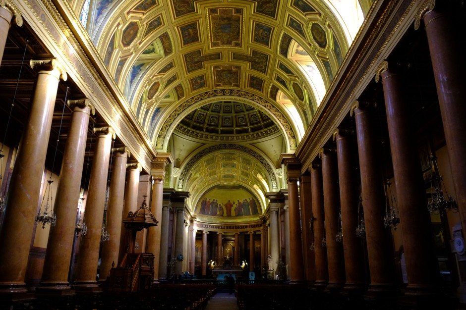 レンヌのサン・ピエール大聖堂