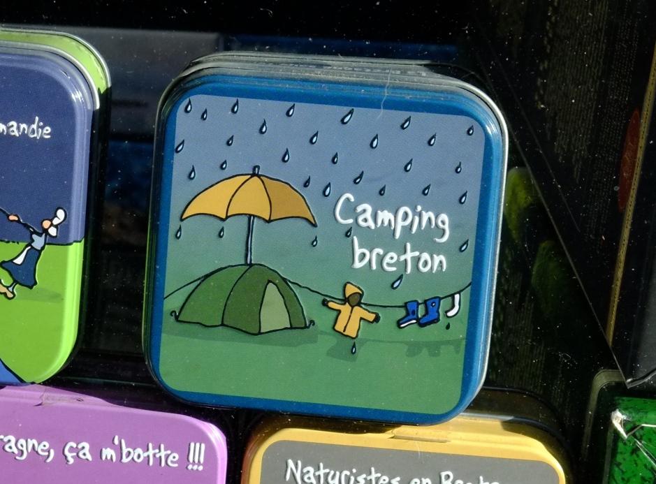 Camping breton
