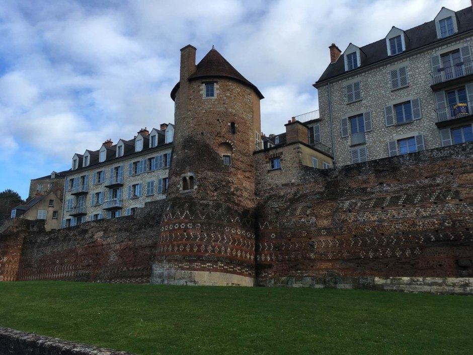 ル・マンのローマ時代の城壁