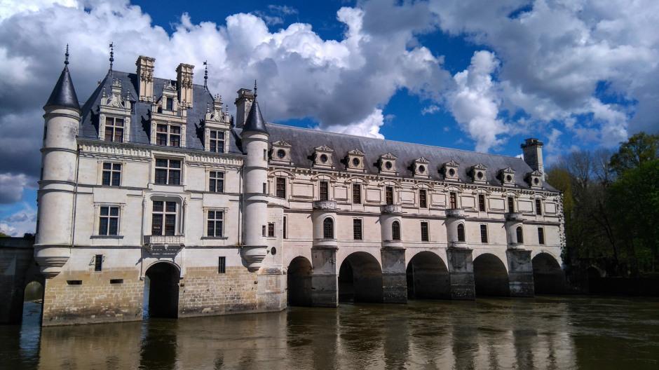 シュノンソー城(Château de Chenonceau)