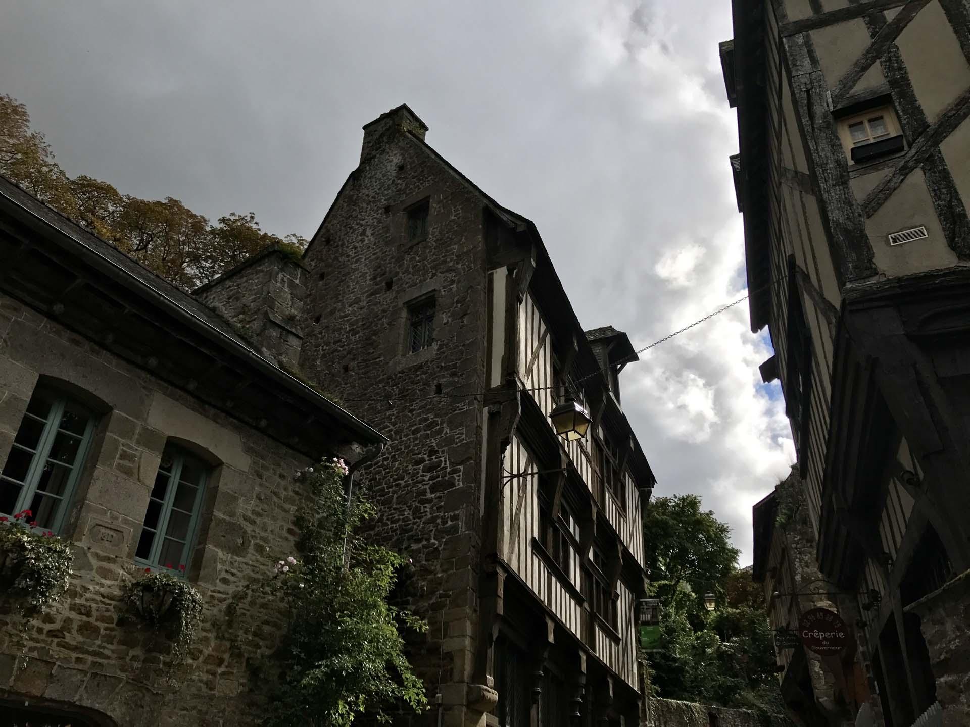 ディナンの総督の家(Maison du gouverneur)