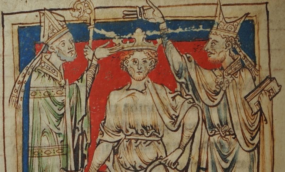 ウィリアム征服王の戴冠