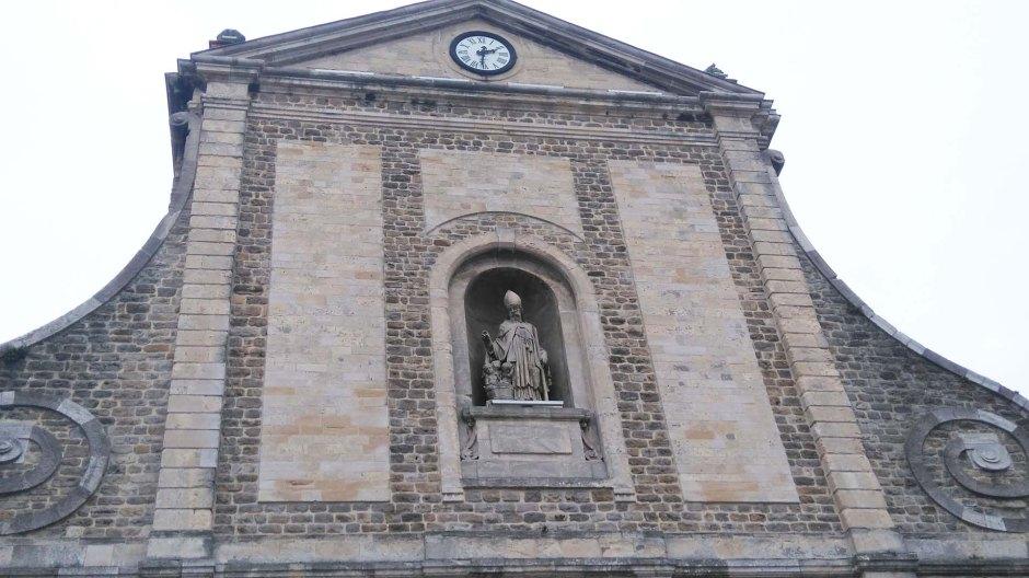 ブローニュ・シュル・メールのサン・ニコラ教会