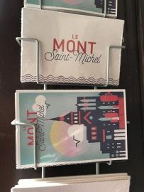 モン・サン・スリップのポストカード