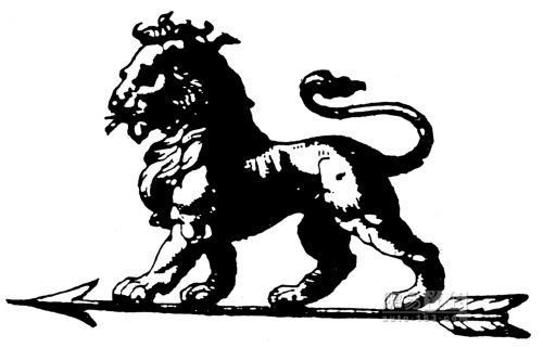 プジョーの1850年のロゴ